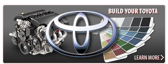 Build Your Toyota